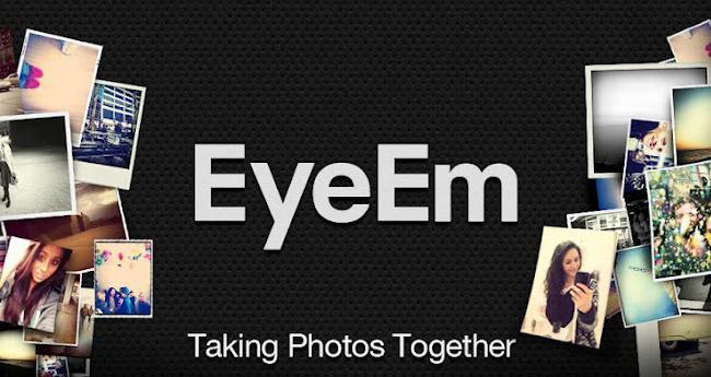 eyeem site de socializare