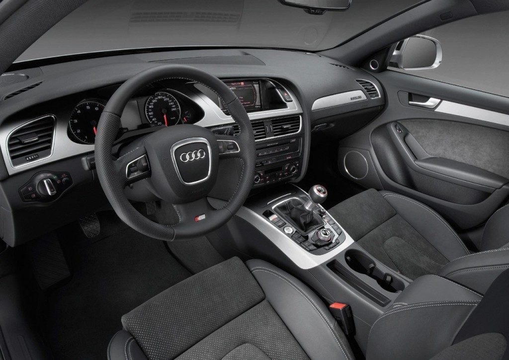 audi a4 interior second hand