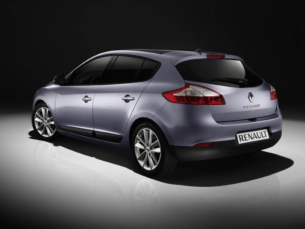 second hand renault megane