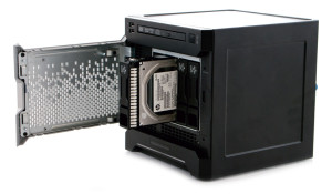 hp microserver hdd