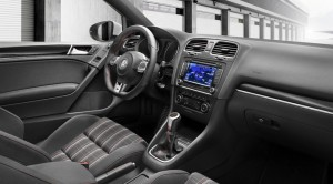 review auto second hand golf 6