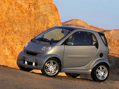 masini rulate smart fortwo
